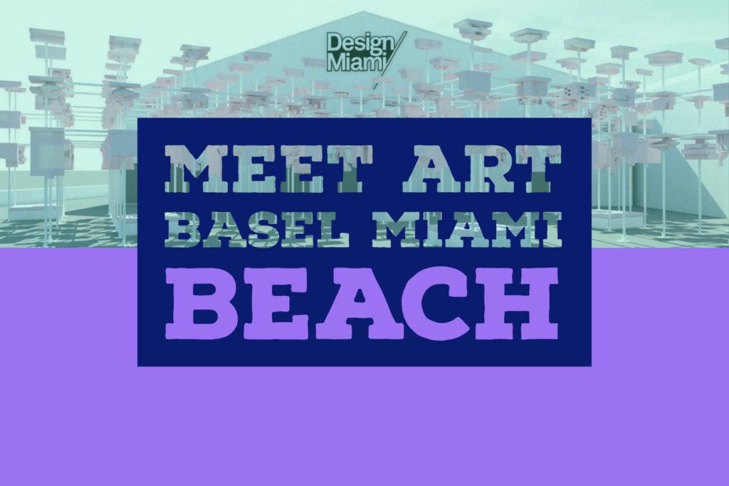 Meet Art Basel Miami Beach art show